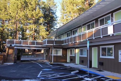Tea Garden Lodge - South Lake Tahoe - Building