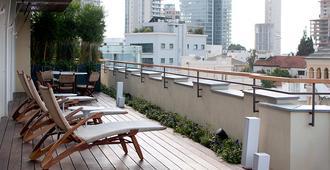 The Norman Tel Aviv - Tel Aviv - Balcón