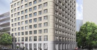 法蘭克福亞迪納公寓酒店 - 法蘭克福 - 法蘭克福 - 建築