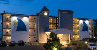 Atlantic Oceanside Hotel & Conference Center - Bar Harbor - Edificio