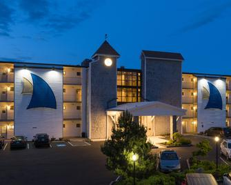 Atlantic Oceanside Hotel & Conference Center - Bar Harbor - Building