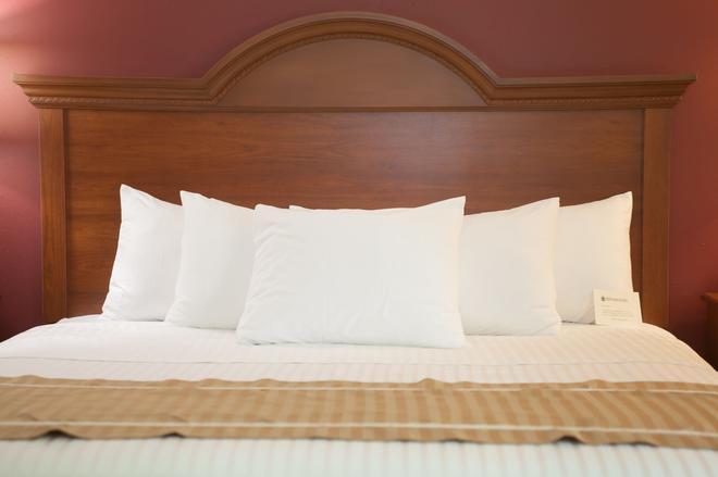 The Harrington Inn - Fremont - Bedroom