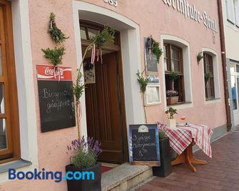 Weinstube Heigl Restaurante Pizzeria Puccini - Ландсгут - Building