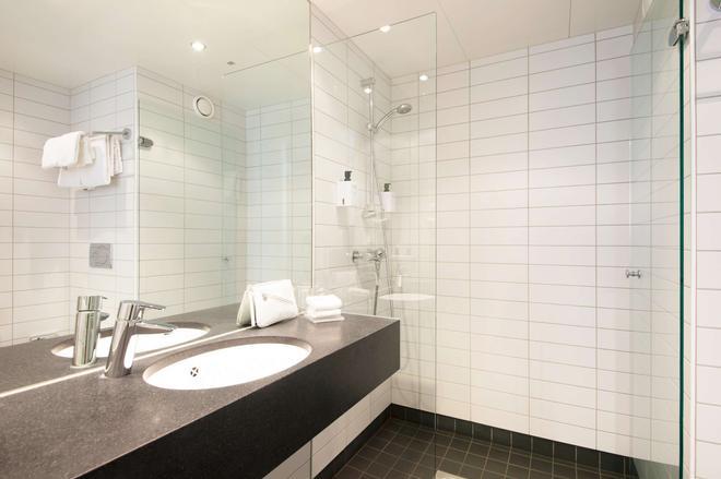 Scandic Bakklandet - Trondheim - Bathroom