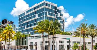 Hyatt Centric South Beach Miami - Miami Beach - Rakennus