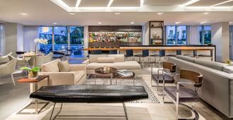 Hyatt Centric South Beach Miami - Miami Beach - Oleskelutila