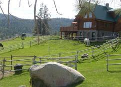 Wildhorse Mountain Guest Ranch - Summerland - Bedroom