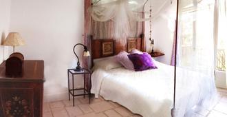 B&B La Salamandra Kitchengarden - Forio - Bedroom