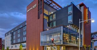 SpringHill Suites by Marriott Albuquerque University Area - Albuquerque - Byggnad