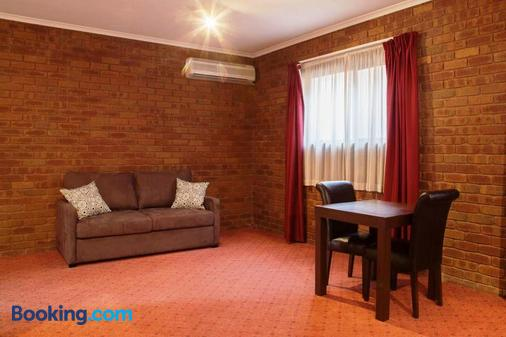 Fountain Court Motor Inn Albury - Albury - Σαλόνι