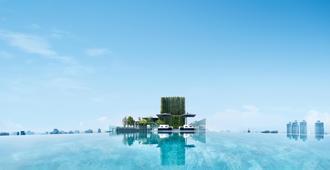 137 Pillars Residences Bangkok - Bangkok - Svømmebasseng