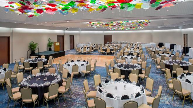Marriott Hotel Waikiki Beach Resort & Spa - Honolulu - Banquet hall