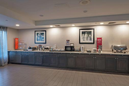 Hampton Inn Waco - Waco - Buffet