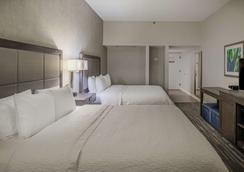 Hampton Inn Waco - Waco - Bedroom
