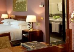 Starhotels Du Parc - Parma - Bedroom