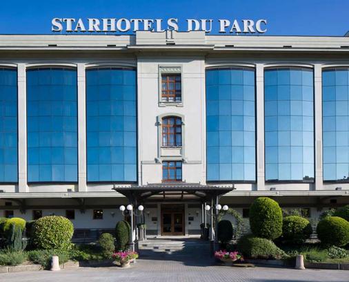 Starhotels Du Parc - Parma - Rakennus