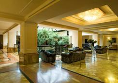 Starhotels Du Parc - Parma - Recepción