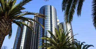 The Westin Bonaventure Hotel & Suites, Los Angeles - Los Ángeles - Edificio