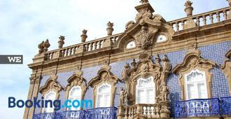 Braga Historic Center Hostel - Braga - Building