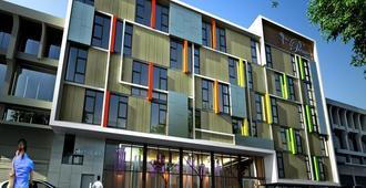 Fx Hotel Metrolink Makkasan - Băng Cốc - Toà nhà
