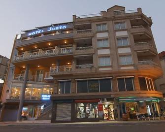 Hotel Duerming Justo - Sanxenxo - Edifício