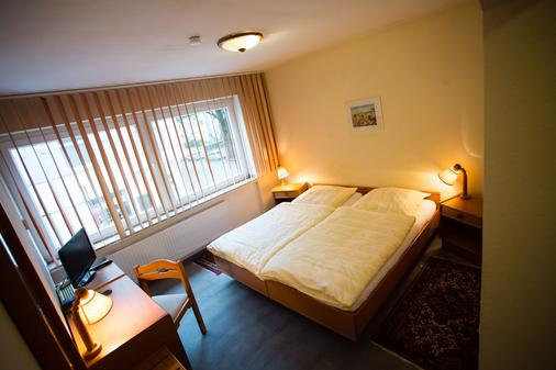 Hotel Am Sportpark - Duisburg - Bedroom