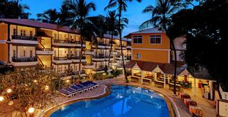 Era Santiago Beach Resort - Calangute - Piscine