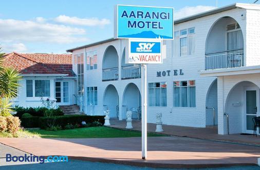 Aarangi Motel - Auckland - Building