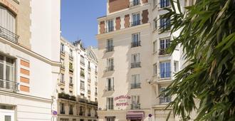 Hotel Chatillon Montparnasse - Paris - Udsigt