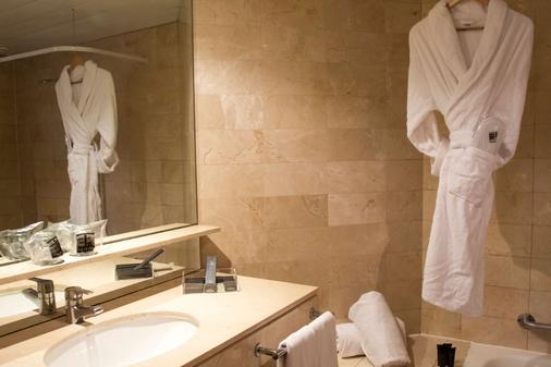 Hotel AA Viladomat by Silken - Barcelona - Phòng tắm