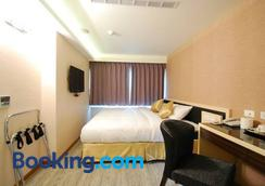 Shin Shin Hotel - Taipei - Bedroom