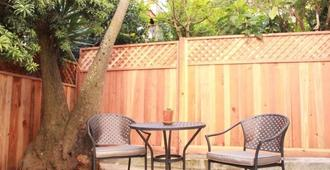 Cole Valley Lower Apartment - San Francisco - Patio