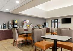 Howard Johnson by Wyndham Billings - Billings - Restaurant