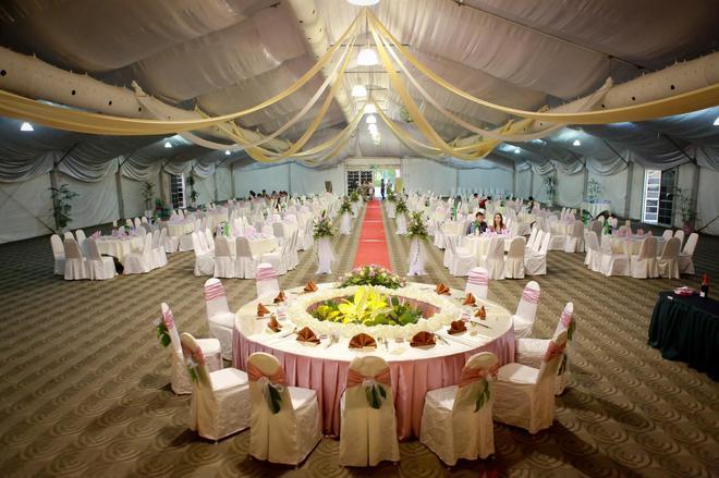 Glory Beach Resort - Port Dickson - Banquet hall