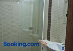 Casa Aparicio Lopez - Barichara - Bathroom