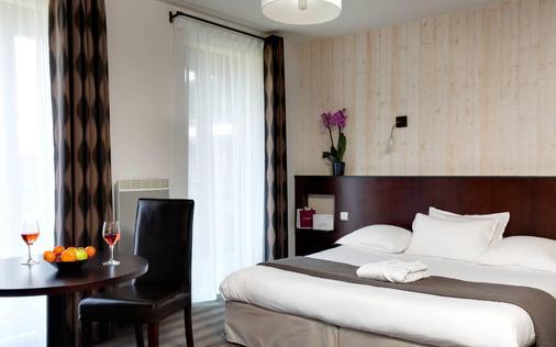 Domaine de Cicé-Blossac - Bruz - Schlafzimmer