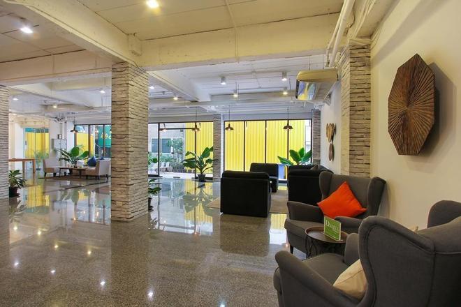 D Varee Xpress Pula Silom - Bangkok - Lobby