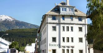 Binders Budget City-Mountain Hotel - Innsbruck - Gebouw