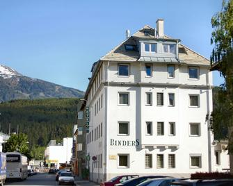 Binders Budget City-Mountain Hotel - Innsbruck - Building