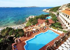 Grand Hotel Smeraldo Beach - Baia Sardinia - Piscina