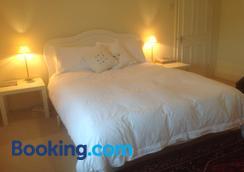 馬車房旅館 - 懷河畔羅斯 - 瓦伊河畔羅斯 - 臥室