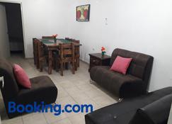 Casa 'Linda Vista' - Cuatrociénegas de Carranza - Living room