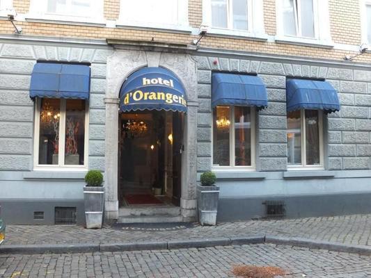 奧坦格利酒店 - 馬斯垂克 - 馬斯特里赫特 - 建築