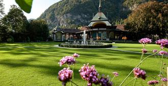 Hotel Royal St Georges Interlaken - MGallery - Interlaken - Outdoor view