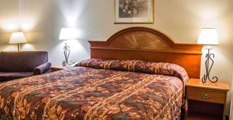 Econo Lodge - Akron - Bedroom