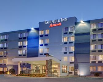Fairfield Inn by Marriott Boston Tewksbury/Andover - Tewksbury - Building