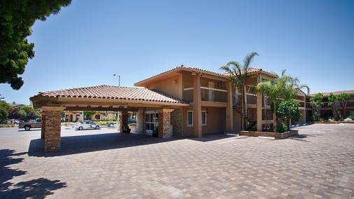 聖克拉拉貝斯特韋斯特大學酒店 - 聖塔克拉拉 - 聖克拉拉 - 建築