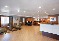 聖克拉拉貝斯特韋斯特大學酒店 - 聖塔克拉拉 - 聖克拉拉 - 大廳