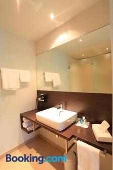 Art Hotel Lauterbach - Kaiserslautern - Bathroom
