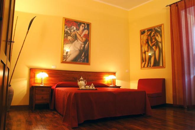 Tamara's Suites - Rome - Bedroom